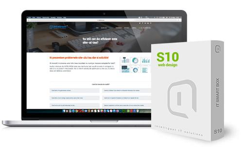 Creare site de prezentare, web design Romania, servicii web design