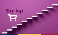 Pachet comert online startup